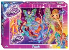 Пазл Step puzzle Rainbow Winx - 2 (94072), 160 дет.
