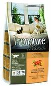 Корм для кошек ProNature Holistic беззерновой, с уткой и с апельсином