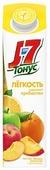 Нектар J7 Тонус Легкость Апельсин-Яблоко-Персик