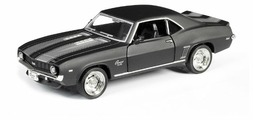 Легковой автомобиль RMZ City Chevrolet Camaro SS 1969 (554026) 1:32