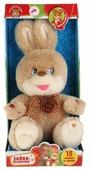 Мягкая игрушка Мульти-Пульти Зайка сказочник 25 см