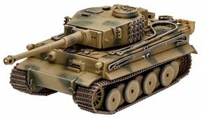 Сборная модель Revell PzKpfw VI Ausf. H Tiger H (03262) 1:72
