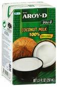 Aroy-D Молоко кокосовое 60%, 250 мл