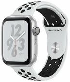 Часы Apple Watch Series 4 GPS 40mm Aluminum Case with Nike Sport Band