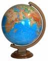 Глобус физический Глобусный мир 320 мм (10016)