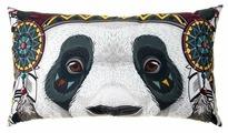 Подушка декоративная Этель Панда 3365353, 70 x 40 см