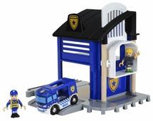 Brio Игровой набор Полицейский участок 33813