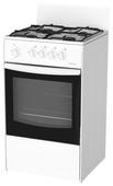 Газовая плита DARINA S4 GM441 101 W