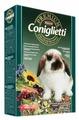 Комплексный корм для декоративных кроликов Padovan Premium coniglietti