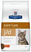 Корм для кошек Hill's Prescription Diet при заболеваниях опорно-двигательного аппарата, с курицей 2 кг