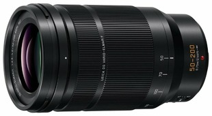 Объектив Panasonic Vario-Elmarit 50-200mm f/2.8-4.0 DG ASPH. O.I.S.