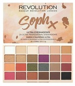 REVOLUTION Палетка теней SophX Ultra Eyeshadows
