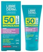 Крем для защиты от солнца Librederm Bronzeada против пигментных пятен SPF 50