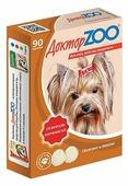 Добавка в корм Доктор ZOO для собак Со вкусом копченостей и биотином