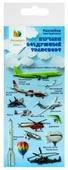 Липляндия Набор наклеек Воздушный транспорт 1