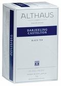 Чай черный Althaus Darjeeling Castelton в пакетиках