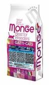Корм для кошек Monge BWILD Feed the Instinct с анчоусом