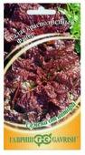 Семена Гавриш Семена от автора Салат краснолистный Файер 1 г