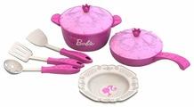 Набор посуды Нордпласт Барби 637