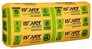 Стекловата Isover 1170x610х50мм 14 шт