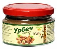 Vegan food Урбеч из ядер фундука