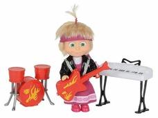 Кукла Simba Маша в рок-наряде 12 см 9301682