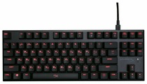 Клавиатура HyperX Alloy FPS Pro (Cherry MX Red) Black USB