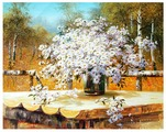 """Molly Картина по номерам """"Букет полевых ромашек"""" 40х50 см (GX4588)"""
