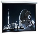 Рулонный матовый белый экран cactus Wallscreen CS-PSW-127x127