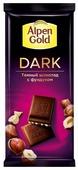 Шоколад Alpen Gold темный с фундуком