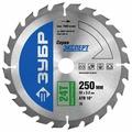 Пильный диск ЗУБР Эксперт 36901-250-32-24 250х32 мм