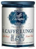 Кофе молотый Diemme Caffe Lungo
