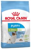Корм ROYAL CANIN X-Small Puppy для щенков мелких пород 500гр