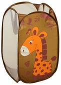 Корзина Наша игрушка Жирафик 34х54 см (HLJ171020-3-1)