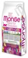 Корм для стерилизованных кошек Monge Superpremium Cat при чувствительном пищеварении