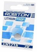 Батарейка ROBITON Lithium Profi CR1216