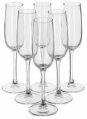 Luminarc Набор фужеров для шампанского Allegresse 6 шт 175 мл J8162