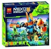 Конструктор BELA Nexo Knight 10817 Решающая битва роботов