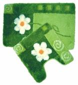 Комплект ковриков IDDIS MID140AS, 50х80 см, 50х50 см