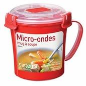Sistema Кружка суповая Microwave 1107