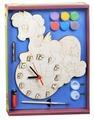 Бэмби Набор для росписи Часы с циферблатом Пони (ДНИ7818)