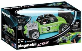 Набор с элементами конструктора Playmobil Action 9091 Радиоуправляемый внедорожник