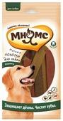 Лакомство для собак Мнямс Мясные полоски Здоровье зубов и десен