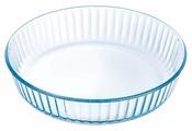 Форма для выпечки стеклянная Pyrex 818B000 (26х6 см)