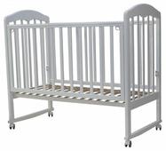 Кроватка Топотушки Сильвия-2 (колесо) (качалка)