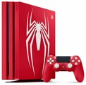 Игровая приставка Sony PlayStation 4 Pro Spider-Man