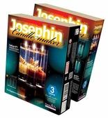 Josephin Гелевые свечи с ракушками Набор №1 (274011)