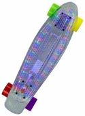 Лонгборд MaxCity Plastic Board Led Small