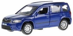 Легковой автомобиль ТЕХНОПАРК Skoda Yeti (YETI-M) 12 см