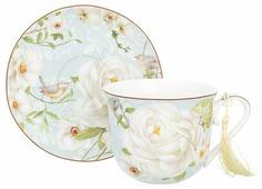 Elan gallery Чайная пара Дикая роза